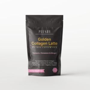 Golden Collagen Latte
