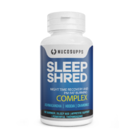sleep shred night time fat burner