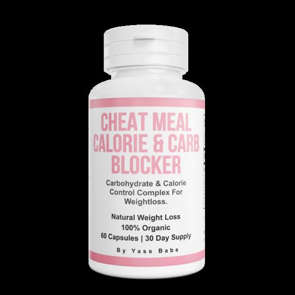 Cheat Meal Calorie & Carb Blocker