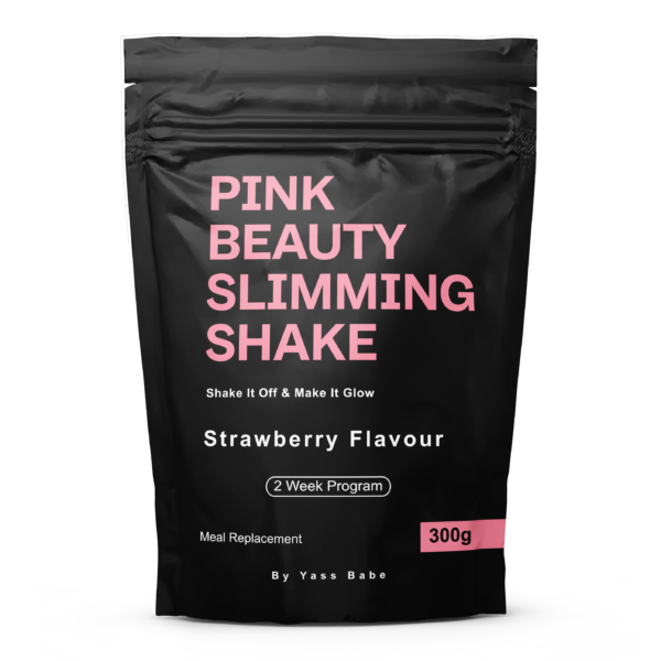 Pink Beauty Slimming Shake
